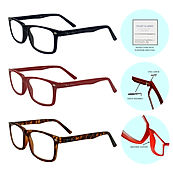 SMART GLASSES BLACK RED TURTLE PLUS.jpg