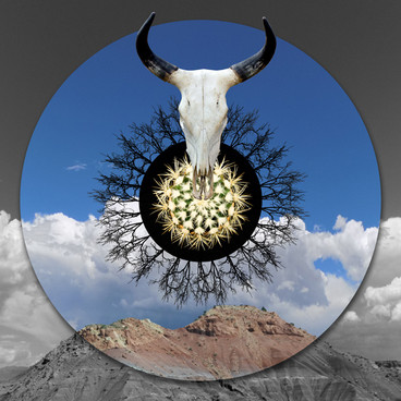 Courage Mandala/Southwest