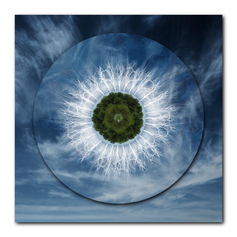 Attaining Bliss Mandala 3