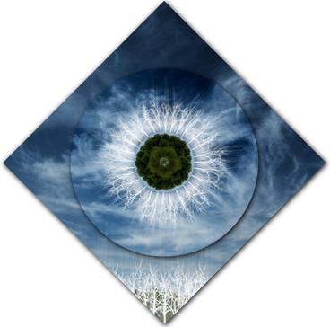 Attaining Bliss Mandala 2 (diamond rotation)