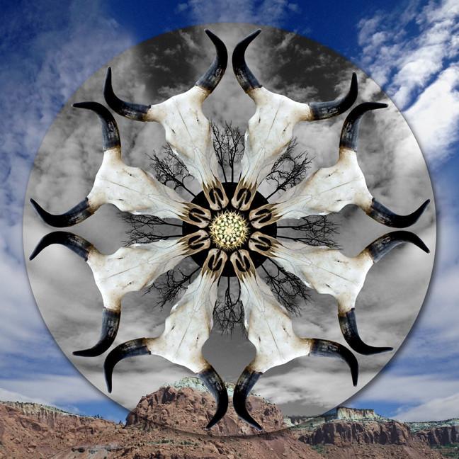Prosperity, 2 Mandala/Southwest