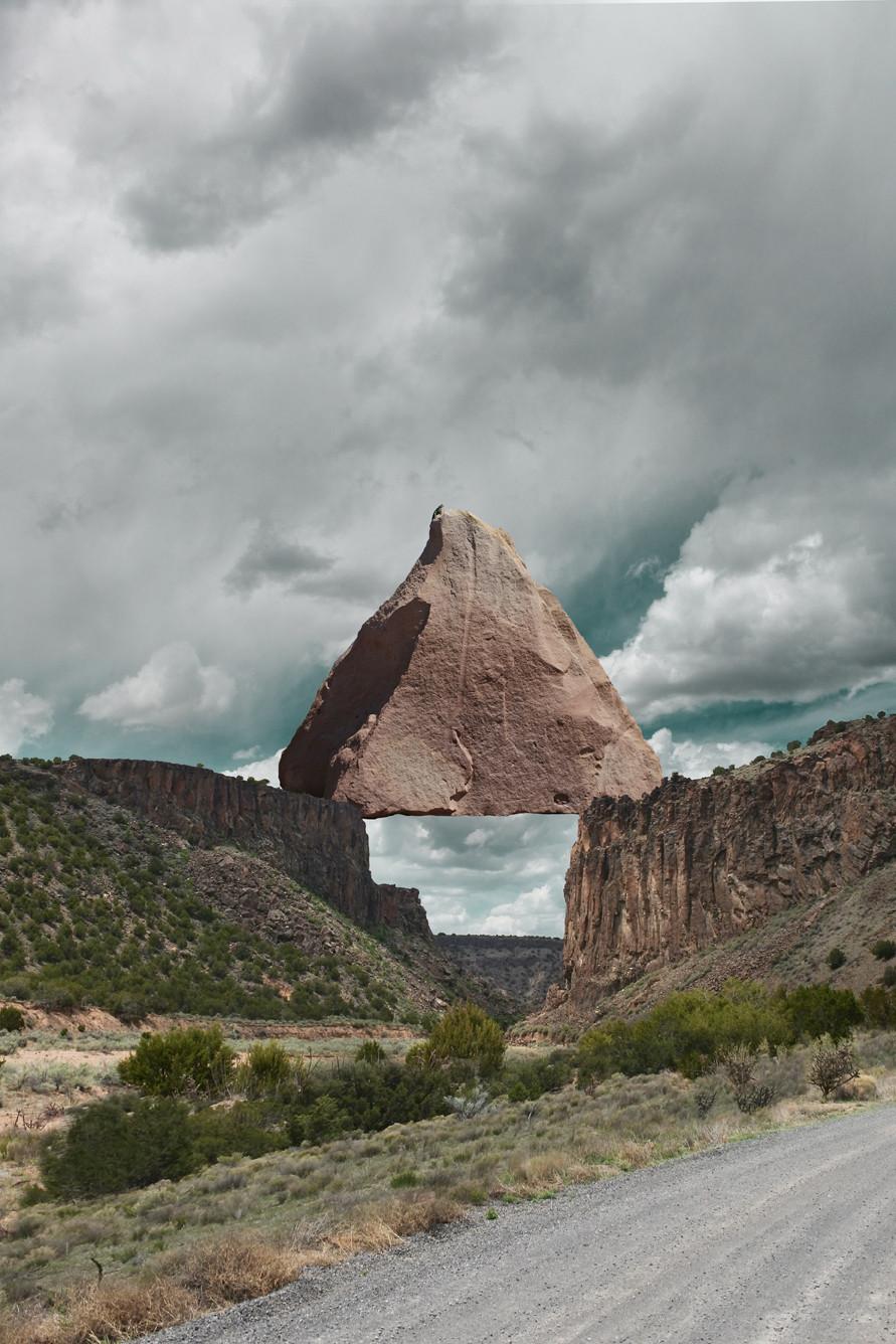 Lizard Rock at Diablo Canyon