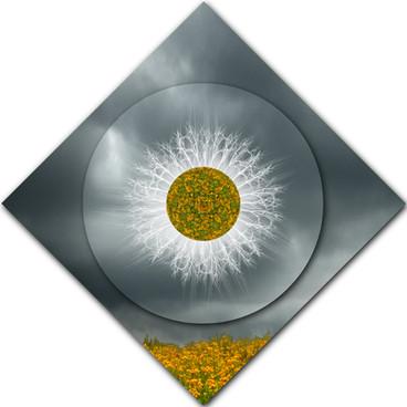 Evidence of Myth Mandala (diamond rotation)