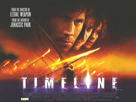 A review of the 2003 movie 'Timeline'