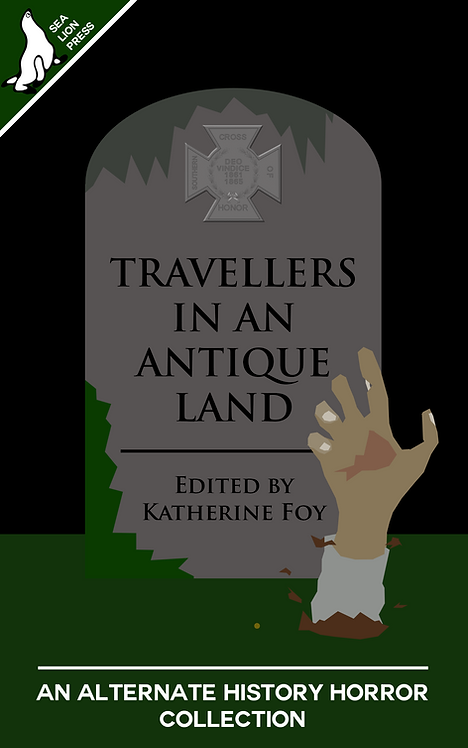 TRAVELLERS IN AN ANTIQUE LAND