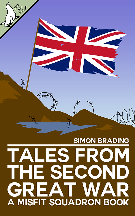 TALES FROM THE SECOND GREAT WAR