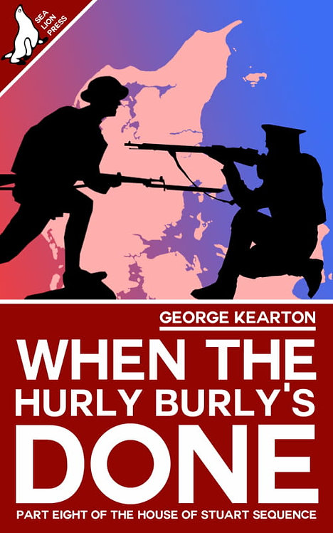 WHEN THE HURLY-BURLY'S DONE