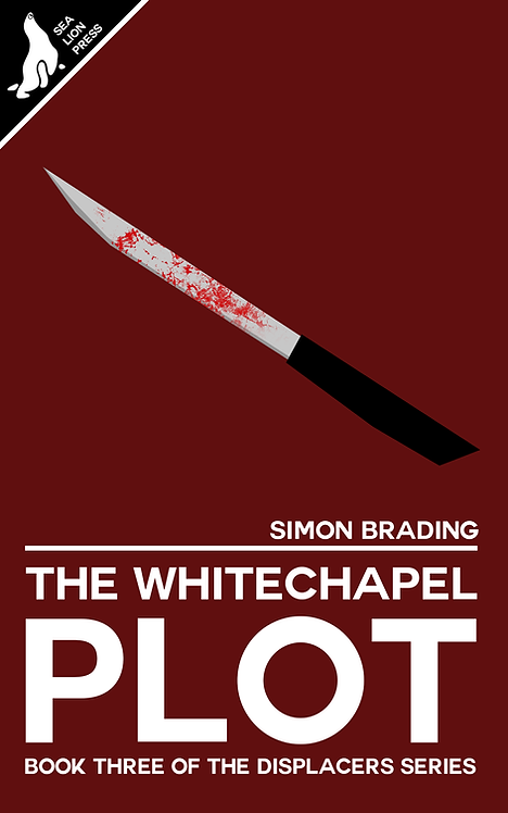 THE WHITECHAPEL PLOT