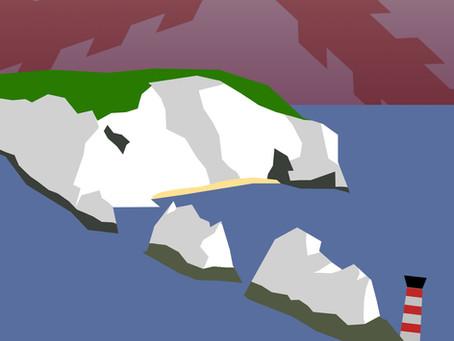 First Chapters: La Isla Blanca
