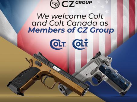 CZ's Acquisition of Colt