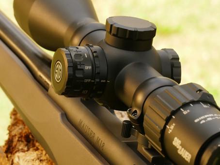 SIG SAUER Sierra 3 BDX 4,5-14X44mm