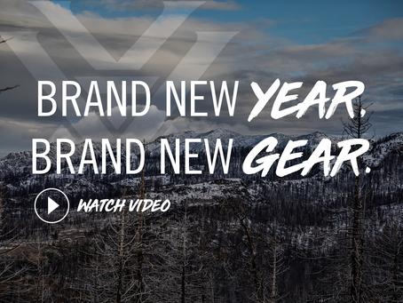 Vortex... Brand new year, Brand new gear