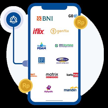 Digital products API Indonesia