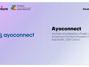 Ayoconnect terpilih sebagai finalis program Accenture FILAP 2021