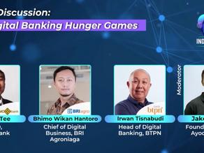 Ayoconnect, BRI Agro, BTPN dan MNC Bank Bahas Masa Depan Perbankan Digital di Wild Digital Indonesia