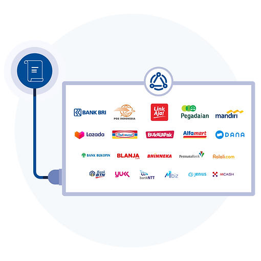 Indonesia bill payment solution