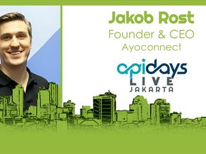Ayoconnect at apidays Live Jakarta
