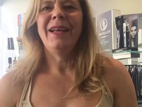 A personal message from Lisa