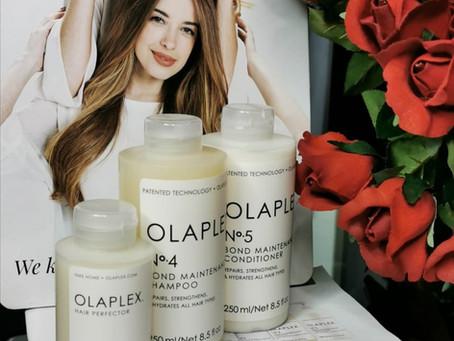 We are celebrating Valentines with Olaplex