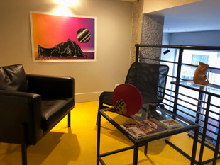 Mezzanine galerie B+