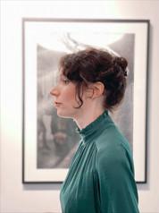 Blanche Berthelier, vernissage