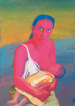 maternité rose
