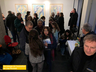 Exposition de Lise Roussel
