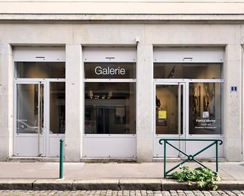 Vernissage de l'exposition d'Aude Descombes