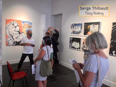Exposition de Serge Thibault