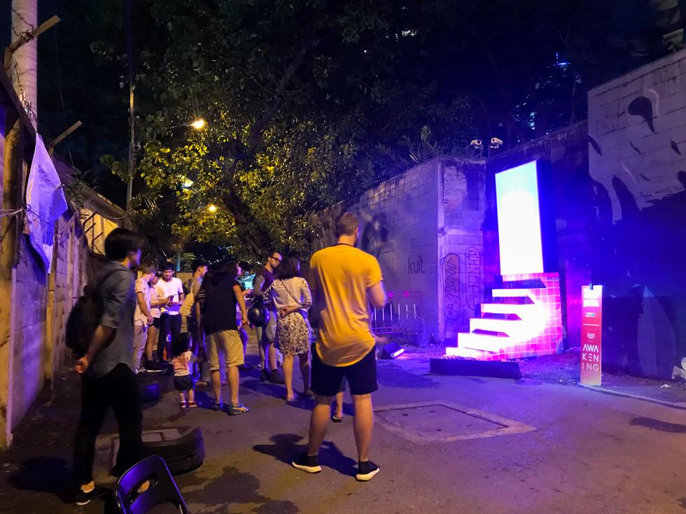 AWAY : Awakening Bangkok 2018