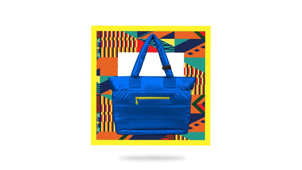 CiPU Bag : Pattern design