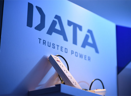 DATA POWER BRAND NEW IDENTITY
