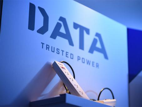 DATA POWER BRAND NEW IDENTITY