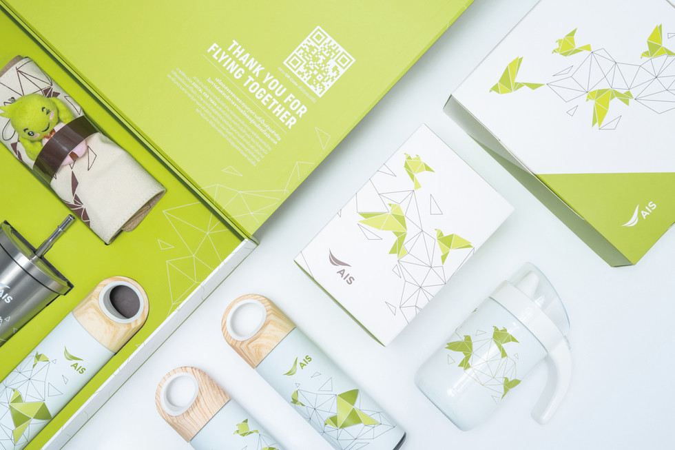 AIS Pattern Design & Packaging Design