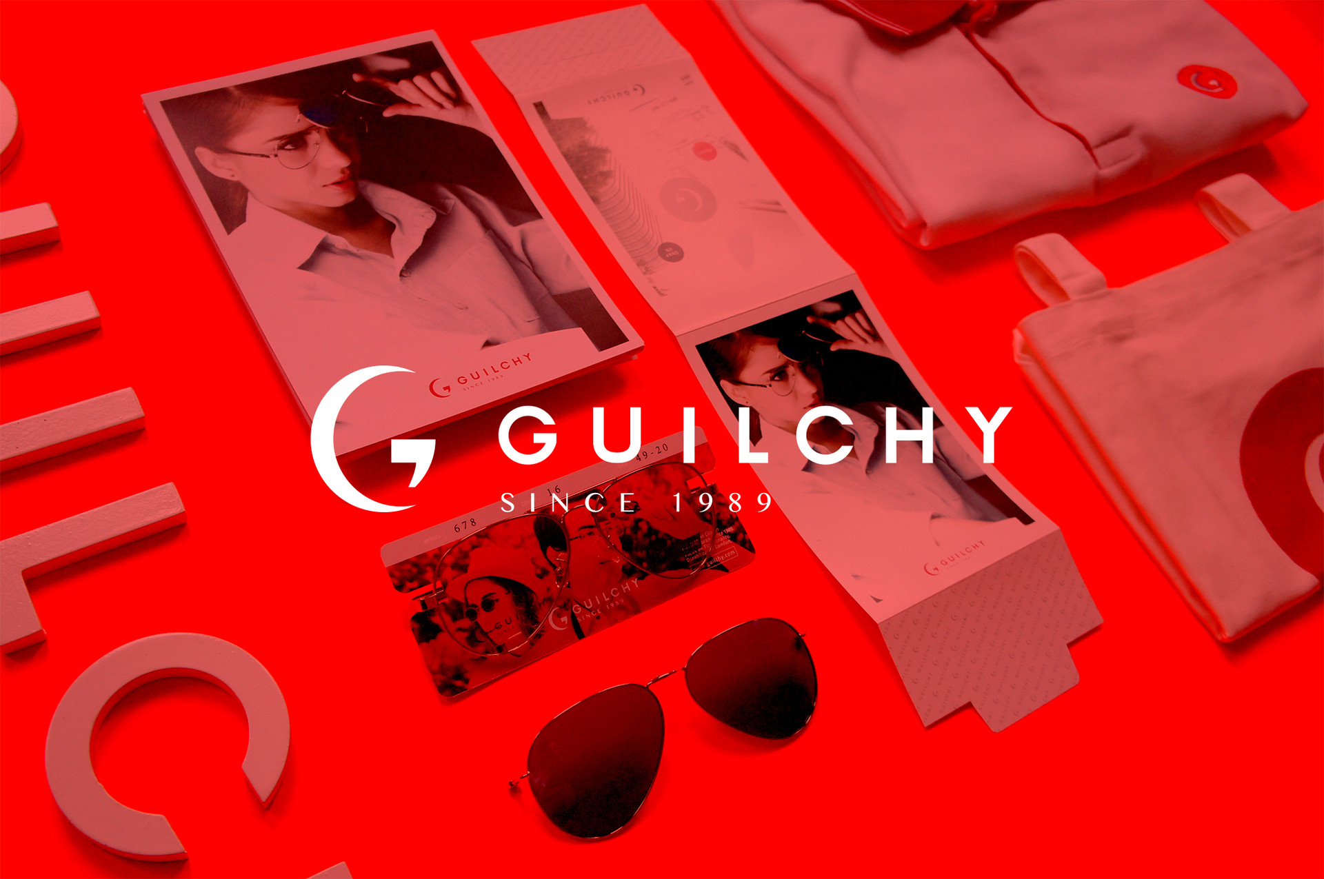 Guilchy : Identity design / Logo design