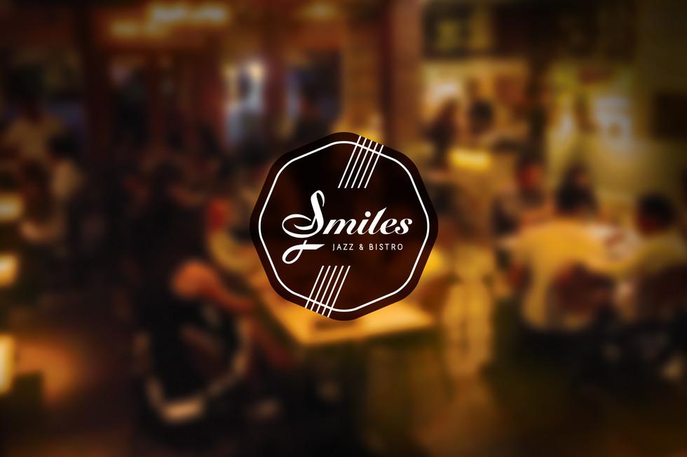 Smiles : Identity design / Logo design / Graphic design