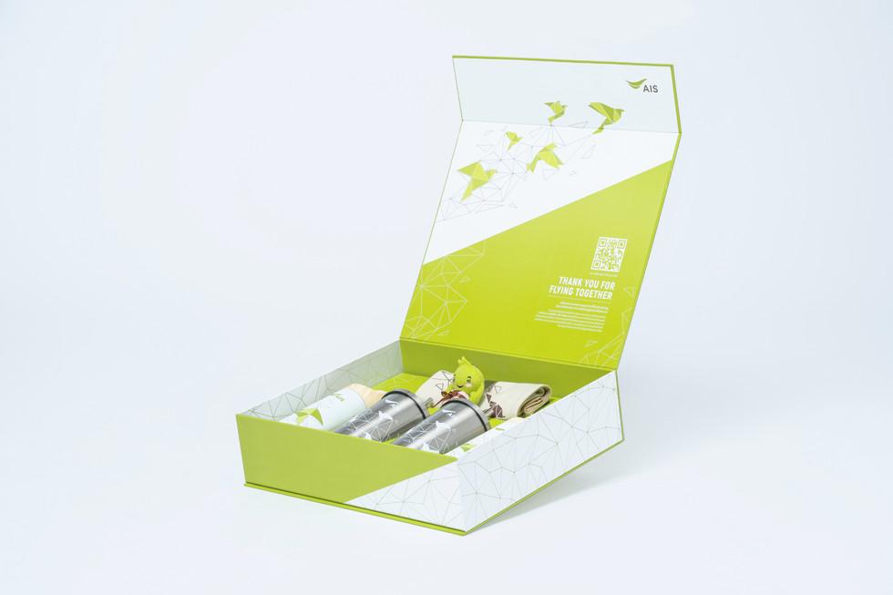 AIS Pattern Design & Packaging Design