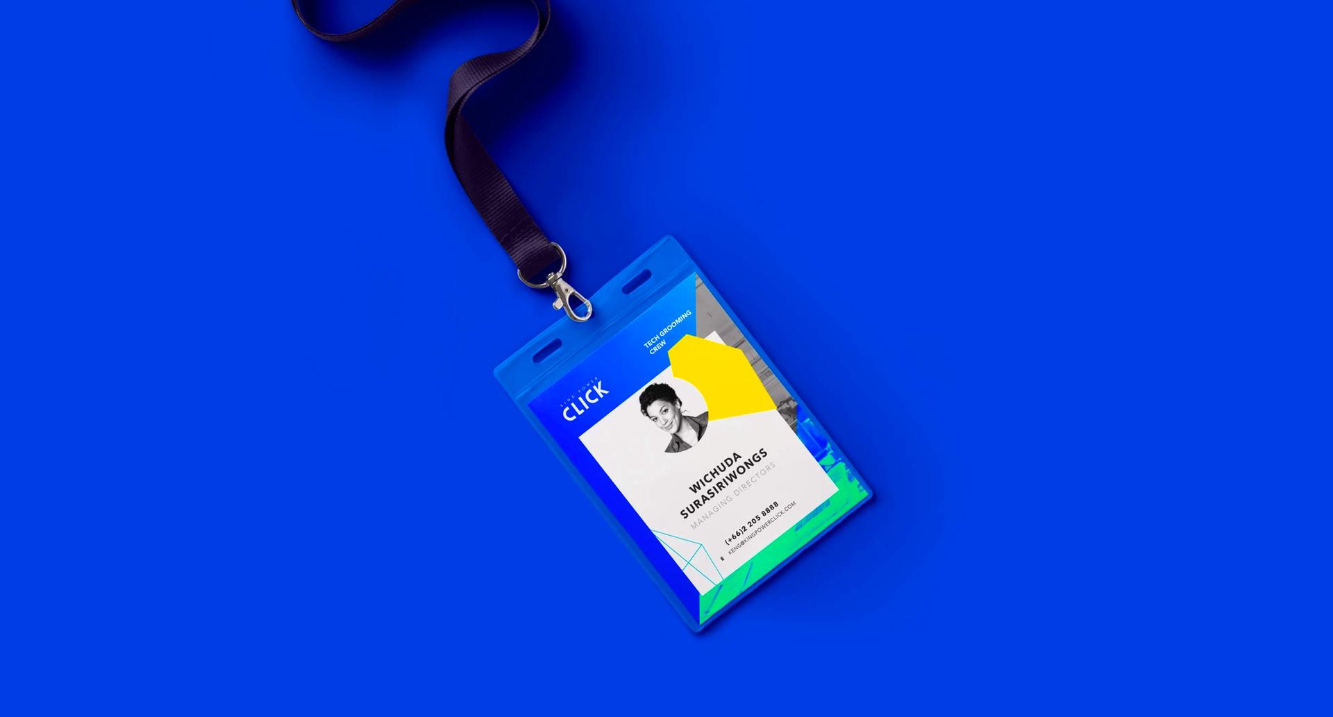 King Power Click : Identity Design / Logo Design