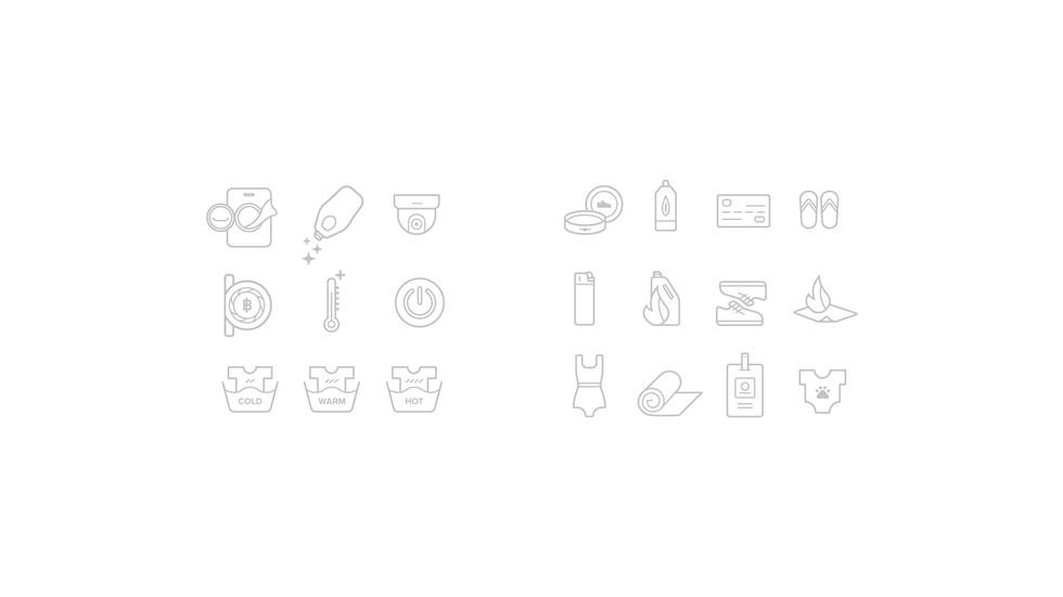 Mint Plus : Identity Design / Information Signage Design