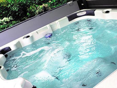Hot tub maintenance schedule