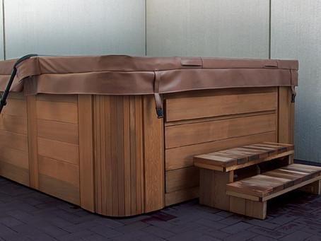 Essential hot tub accessories