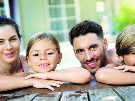 UV filtration for hot tubs;  a safer way for your family to soak