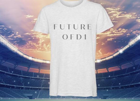 Future of D1 Unisex T-shirt Rice