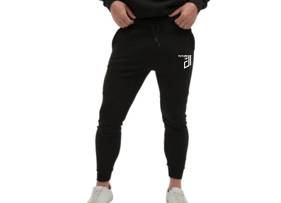 The Future of D1 Athletic Fit Sweatpant Black