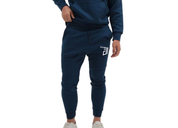 The Future of D1 Athletic Fit Sweatpants Navy