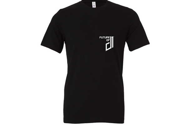 Future of D1 T-shirt in Black (King)