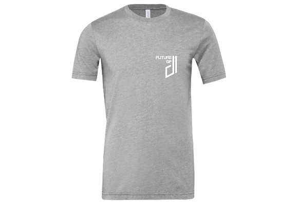 Future of D1 T-shirt in Grey