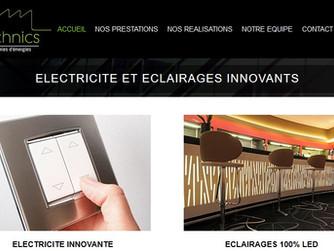 Nouveau design pour le site Ecotechnics.fr !
