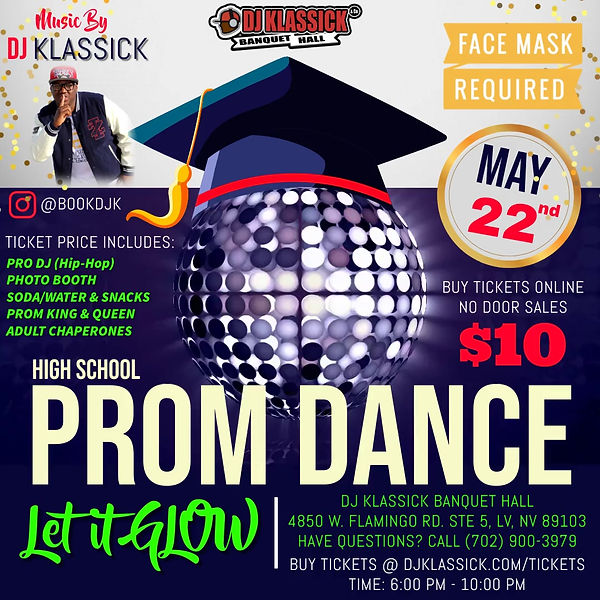 JPEG of Purple Prom Night Party Square V