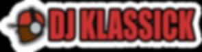 DJ Klassick Logo 2018 (White Trim).png